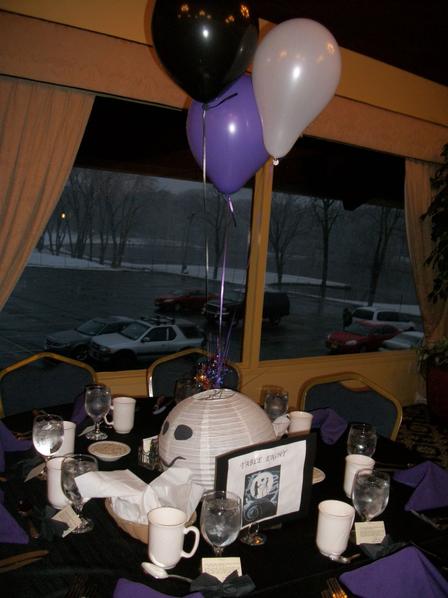 Nightmare Before Christmas Theme Sweet Sixteen!! Ask me for ideas ...