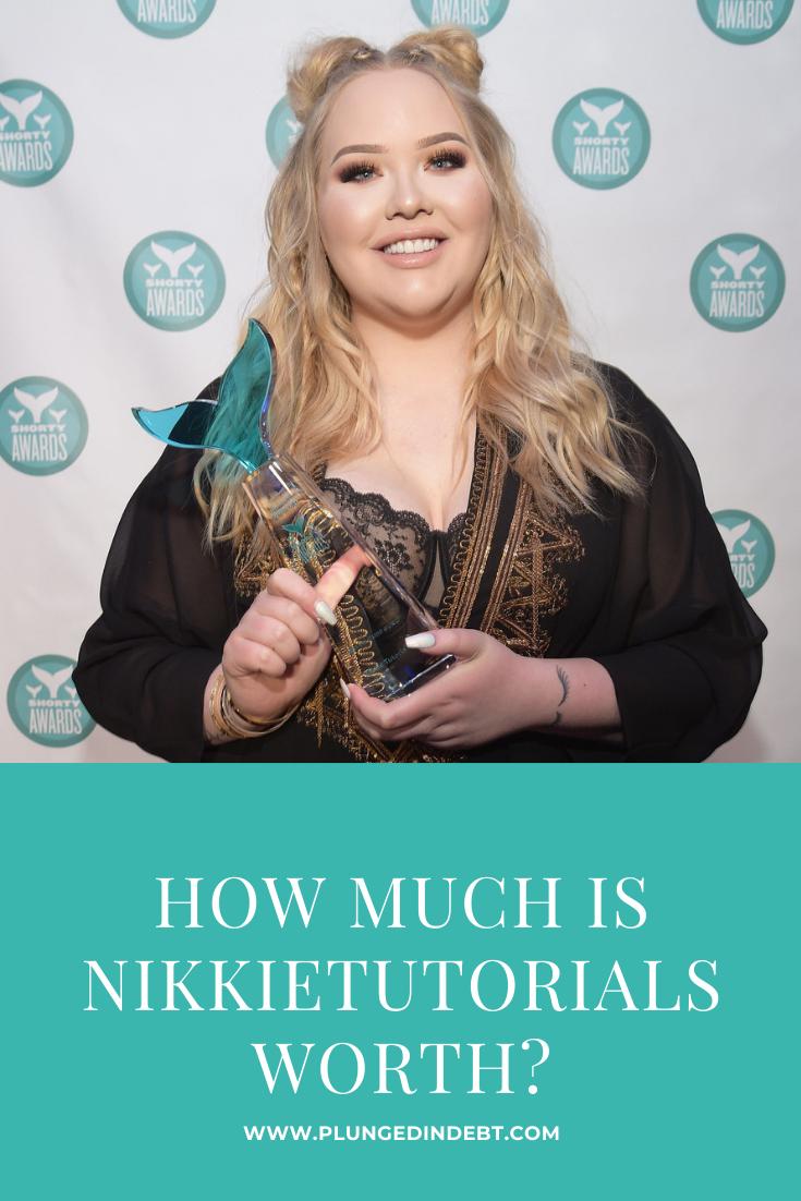 How Much is NikkieTutorials Worth in 2020 Youtube makeup