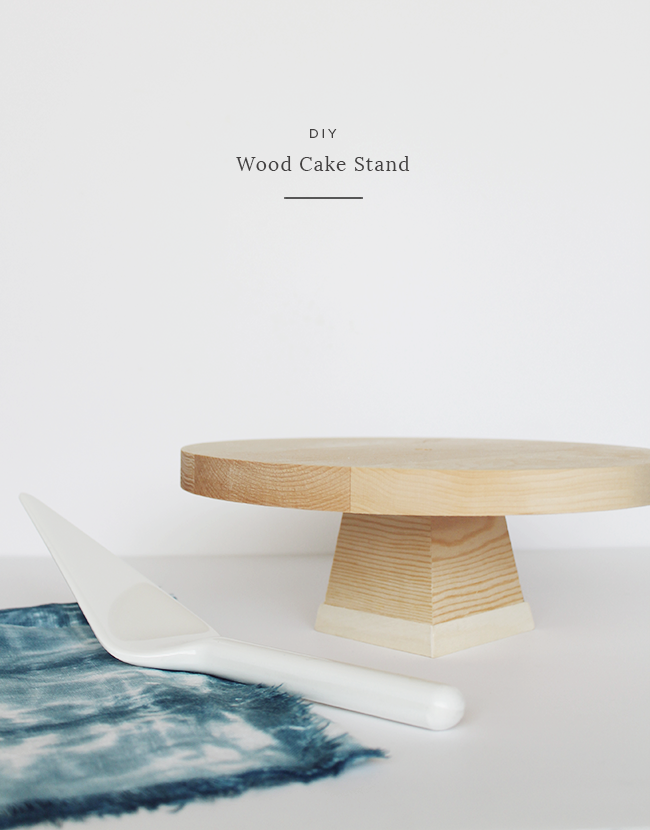 Diy Wood Cake Stand Wooden Diy Wood Cake Wooden Cake Stands