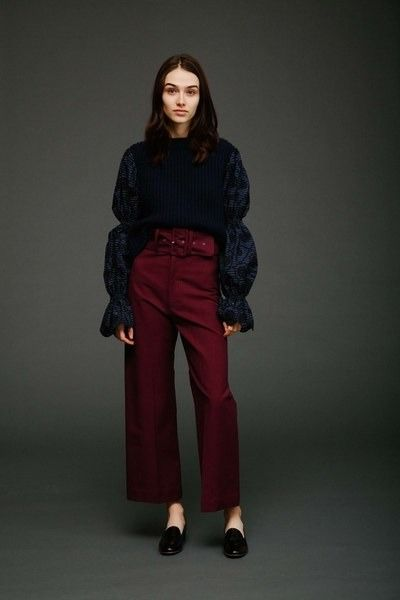 View the full Sea Pre-Fall 2017 collection.