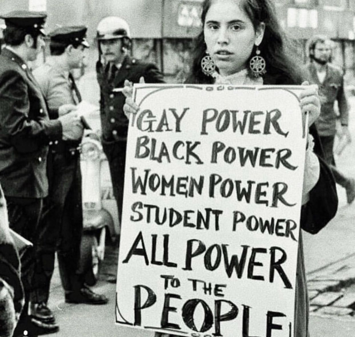 Feminist Quotes Protest Signs Protest Signs Protest Posters Power To The People