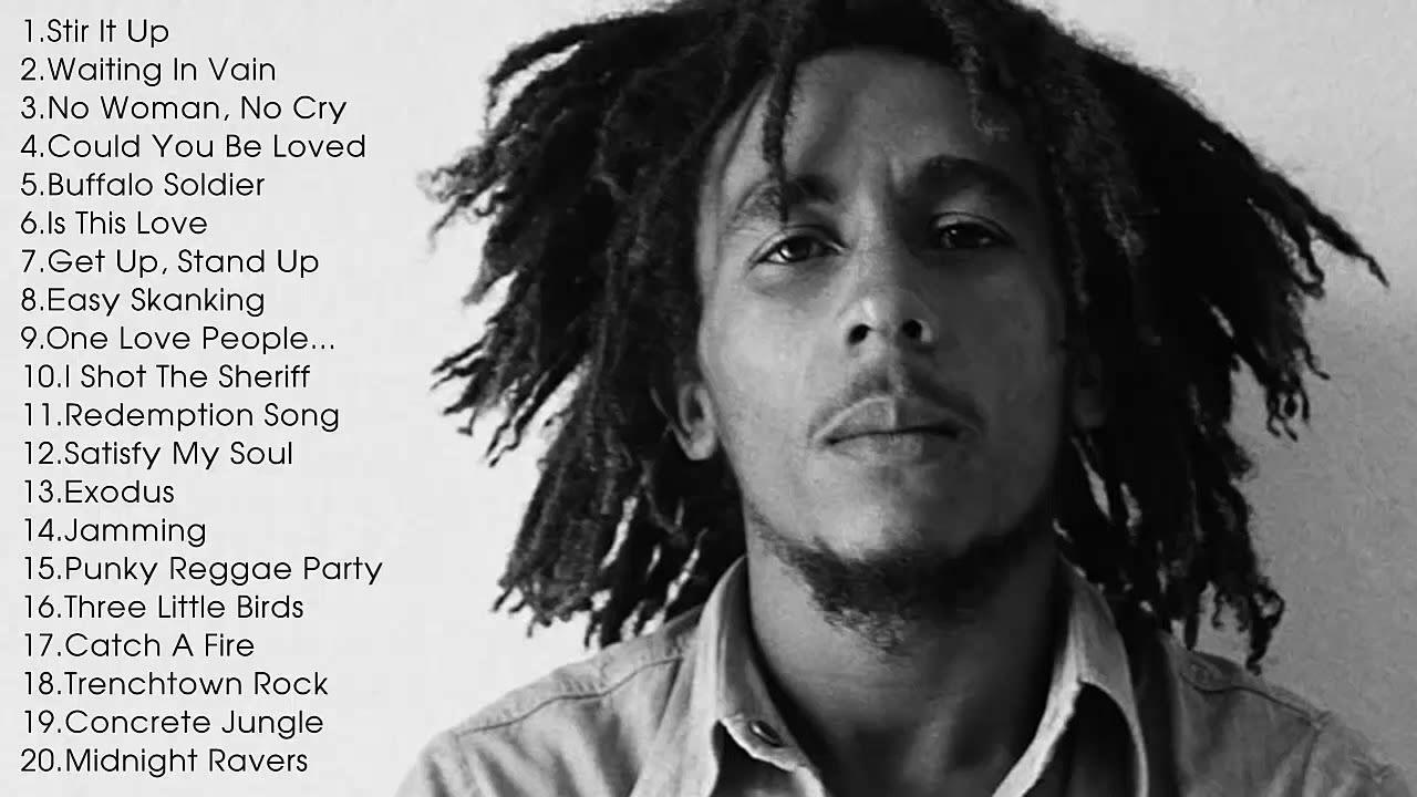 Top Bob Marley Songs - The Best of Bob Marley - Bob Marley