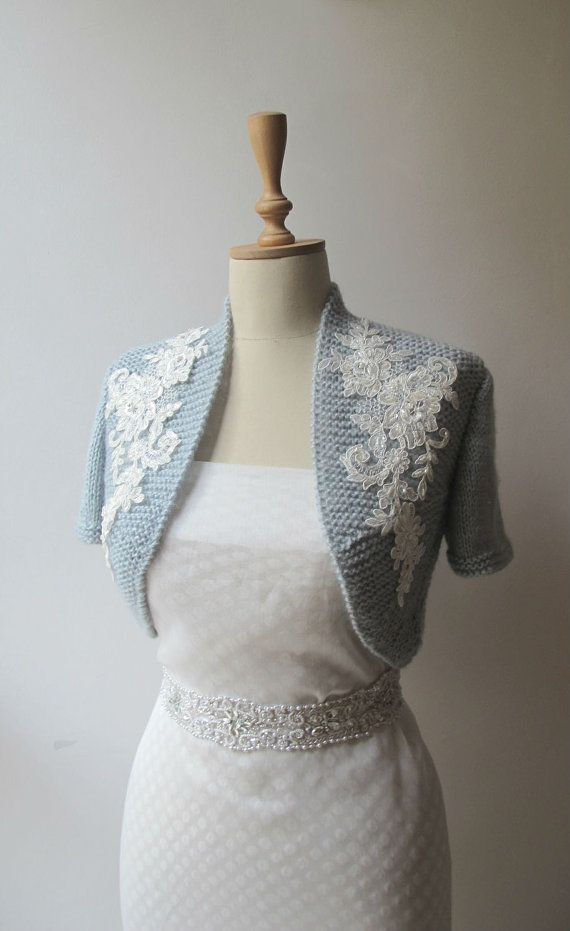 Crochet Shawl Shrug Wrap Mohair Grey For Mothers day For Mom ...