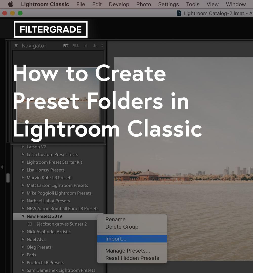 Lightroom not showing all folders