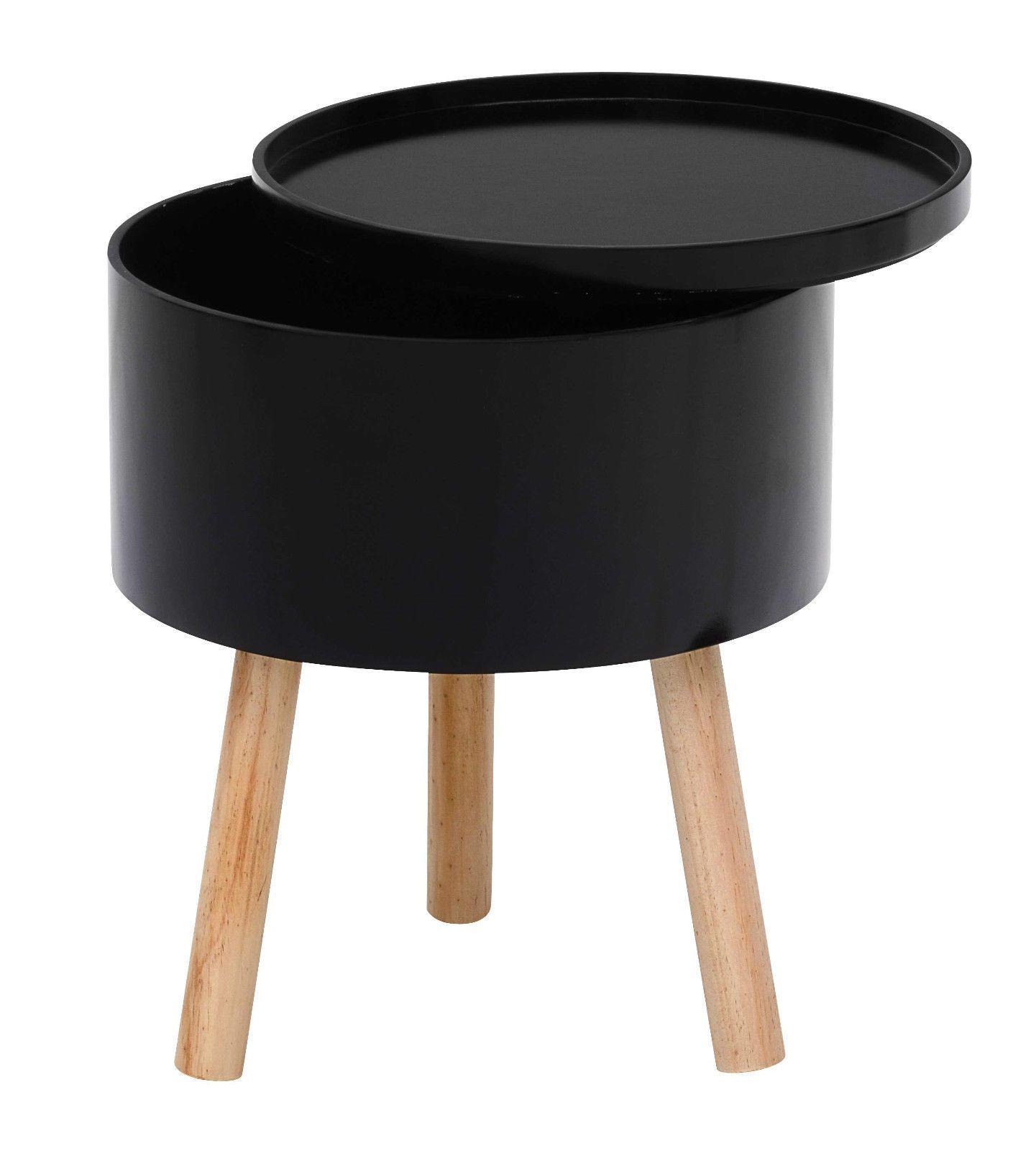 Beistelltisch Schwarz Stauraum Tisch Nachttisch Couchtisch Ziertisch Dekotisch For Sale Eur 27 95 See Photos Beistelltisch Schwarz Beistelltisch Deko Tisch