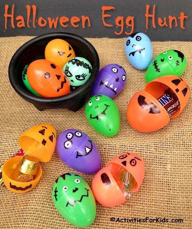 15 Halloween Party Games - Captain Decor #halloweenpartygamesforkids