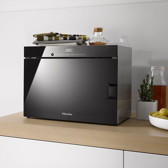 The Miele Generation 6000 DG6010 ContourLine steam oven is priced ...