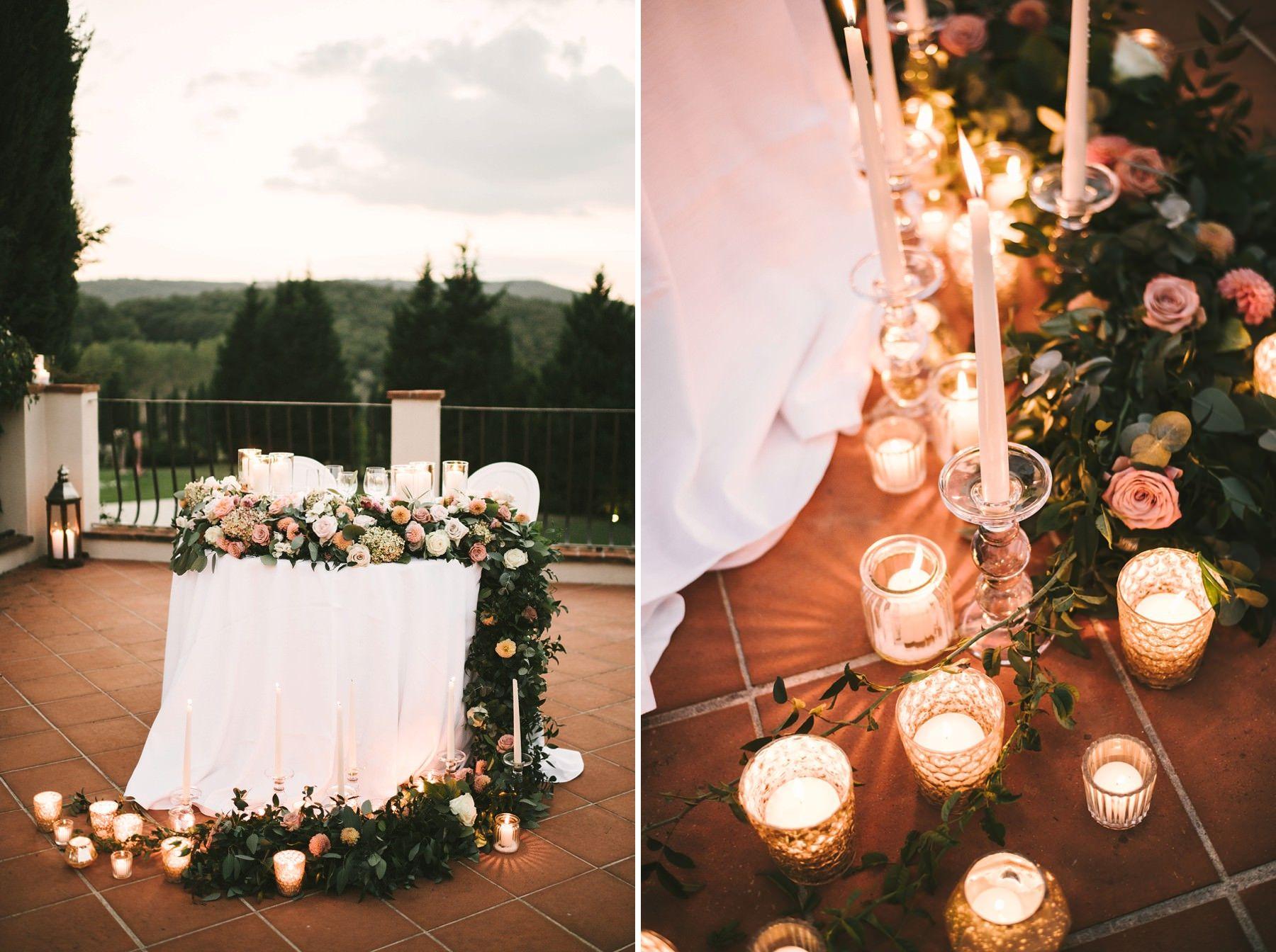 A Wonderful Elopement In Italy Wedding For Two At Villa La Selva Wine Resort Con Immagini
