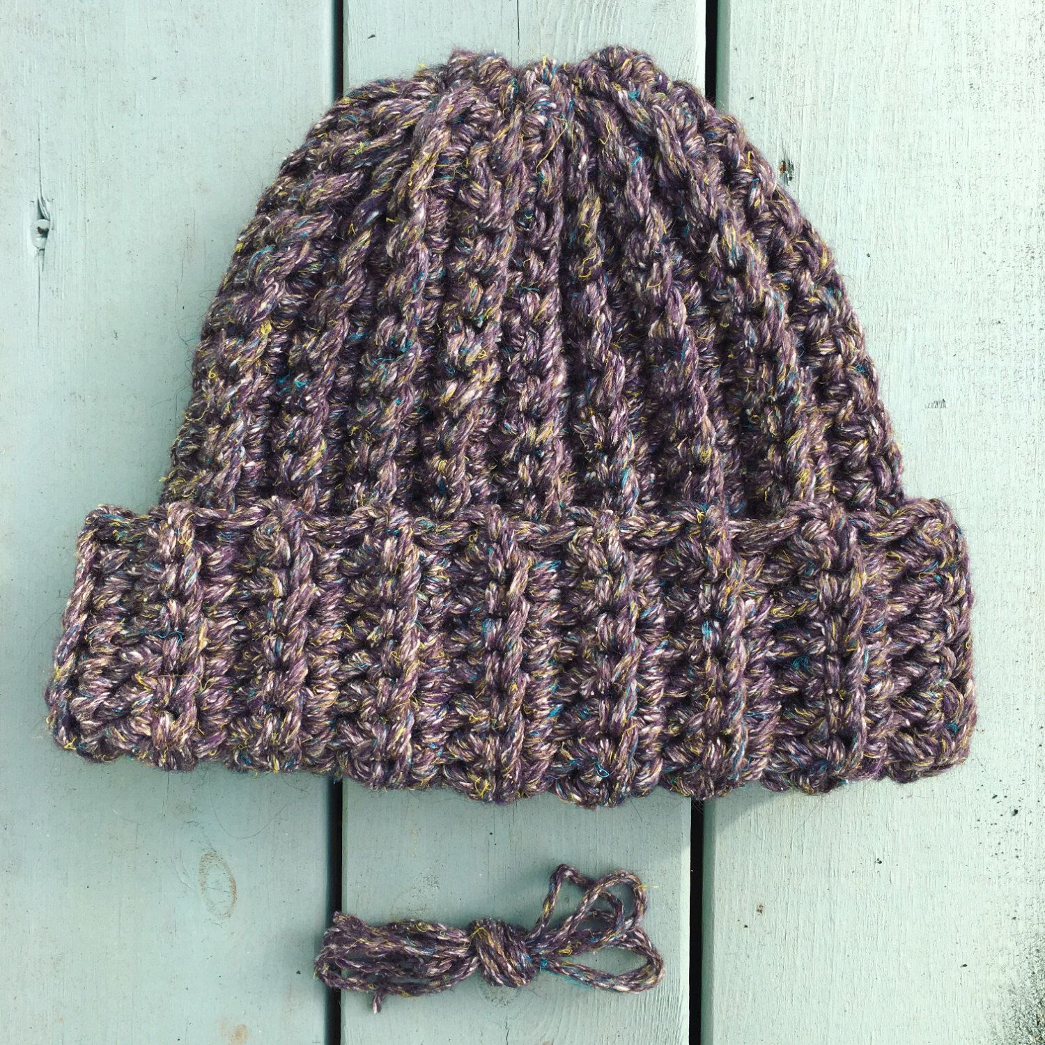 A personal favourite from my Etsy shop https://www.etsy.com/uk/listing/487950343/fishermans-ribbed-hat-crochet