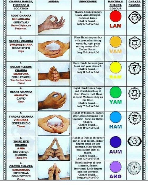 44+ 7 mantras de los chakras inspirations
