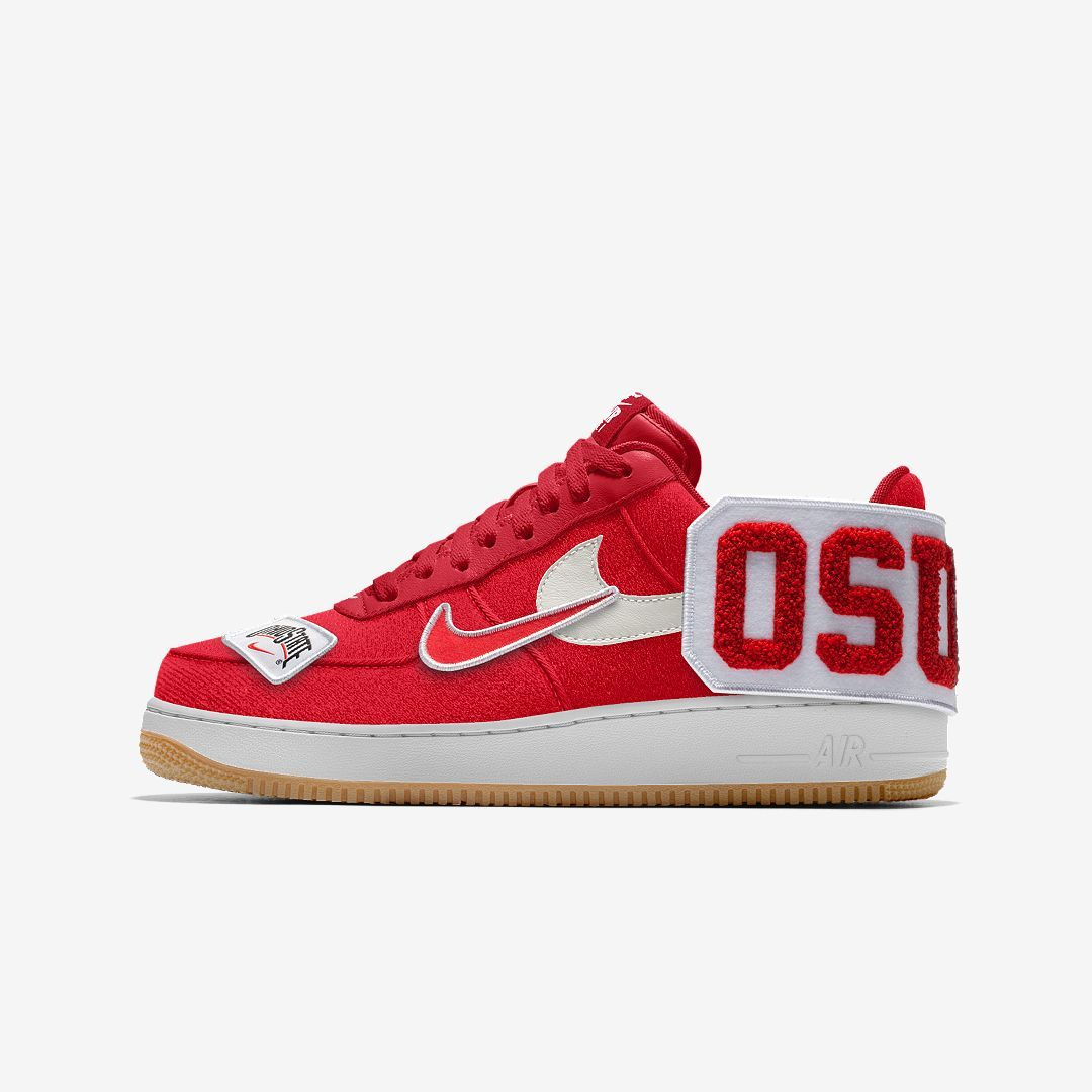 Nike Air Force 1 High iD Men's Shoe First Steps