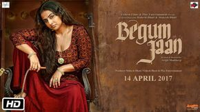 Begum Jaan 2017 Full Hindi Movie Watch Online Download HD DVDrip Torrents 720p