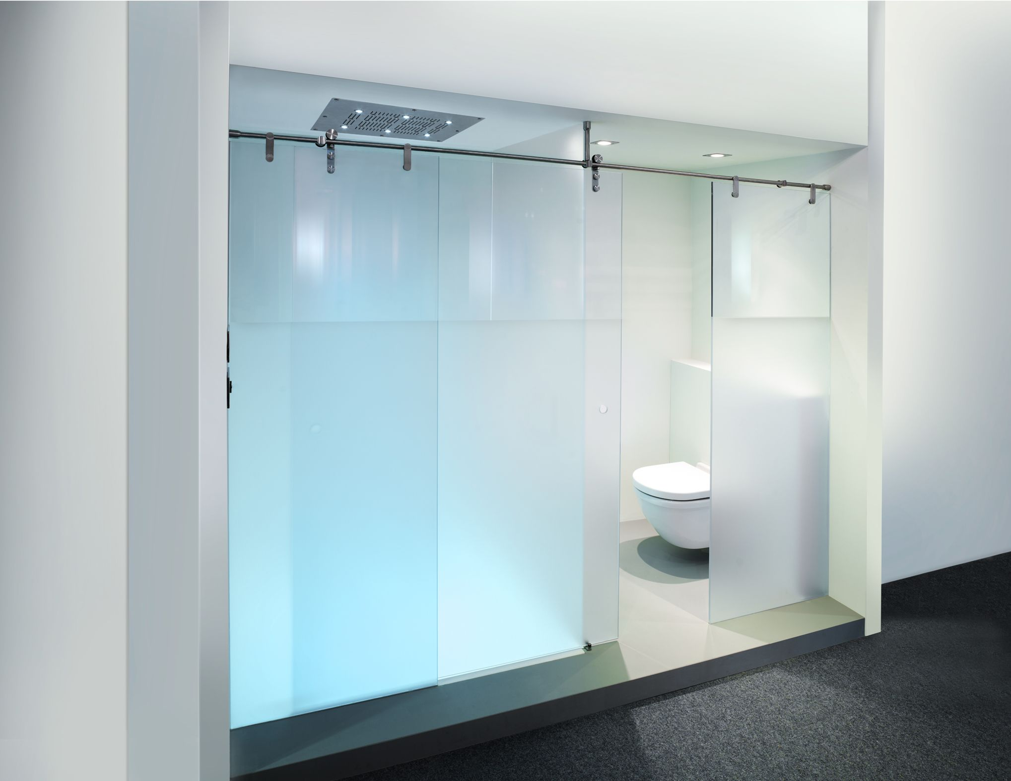 BD20 shower/toilet combination | Balance Bathroom | Bathrooms ...
