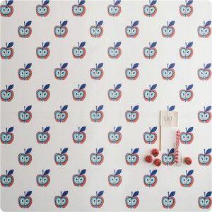 Jane Reiseger removable wallpaper Ringo the Apple