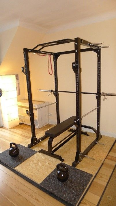 Power cage £ £ delivery fitness garage gym gym room at
