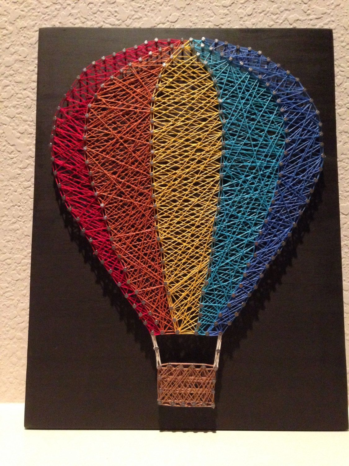 Uncategorized String Art Balloons a personal favorite from my etsy shop httpswww comlisting items similar to balloon string art on etsy