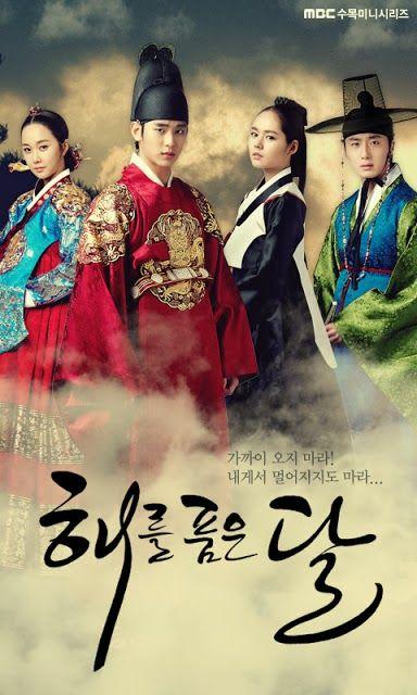 Download Drama Korea The Moon That Embraces The Sun Subtitle