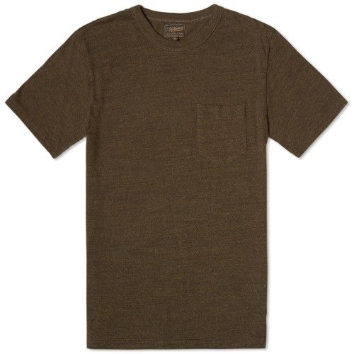 National Athletic Goods Pocket Tee (Olive)