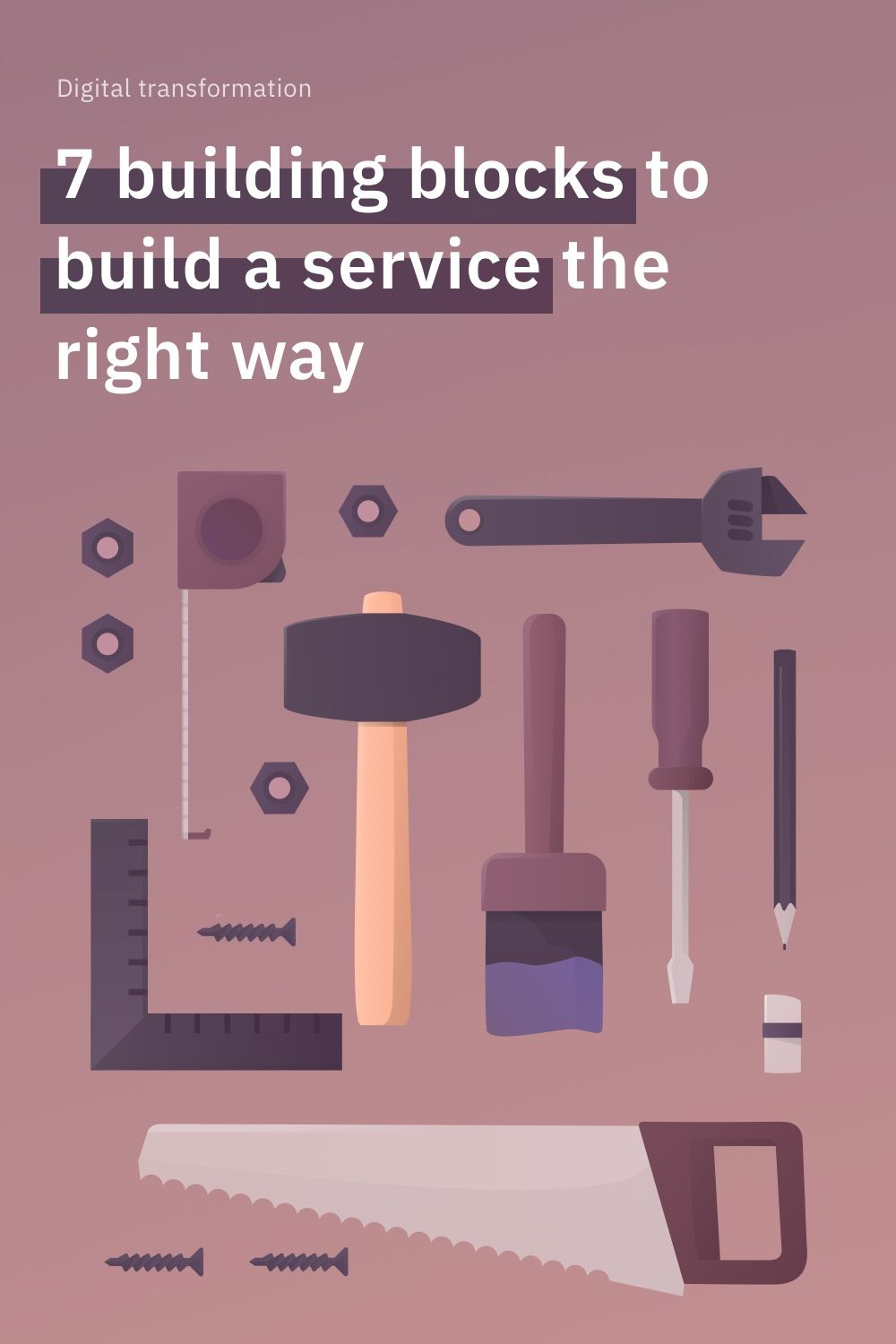 7 Steps To Build A Service Or Product In 2020 Business Perspective Service Design Building