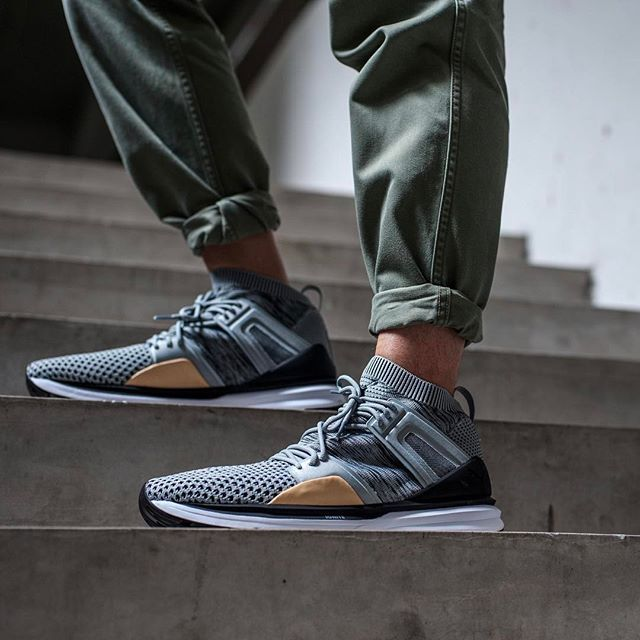 puma blaze of glory evoknit