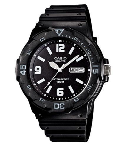 Casio Quartz Mens 100M Water Resistance Analog Sports Wrist Watch MRW 200H  1B2V - 28.00 4cbcb5624cf0