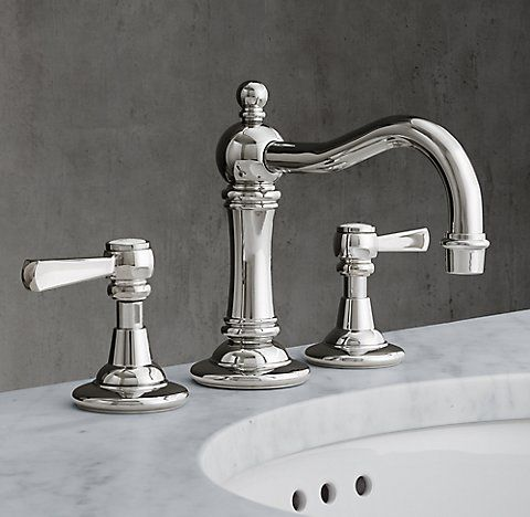 All Faucets & Tub Fills | RH