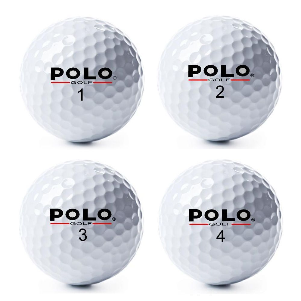 Brand POLO Golf  two piece ball 2 layer new sports double game ball distance competition promote Golf balls high quality | #GolfBalls