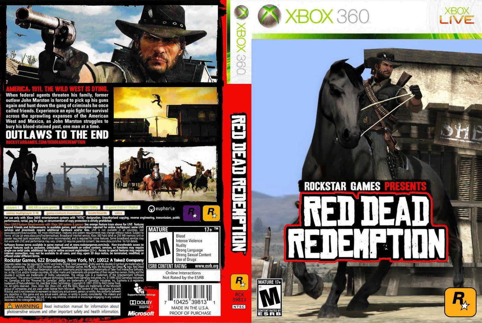 Red dead.redemption ntsc u rf Red dead redemption, Reds