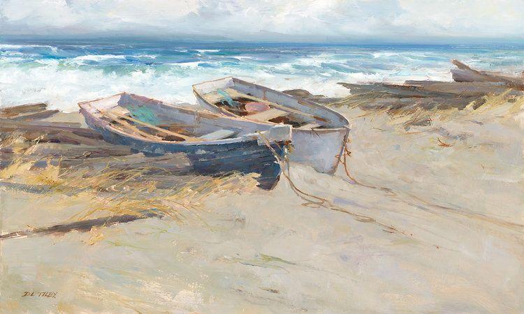 Deborah tilby salt spring island art gallery island