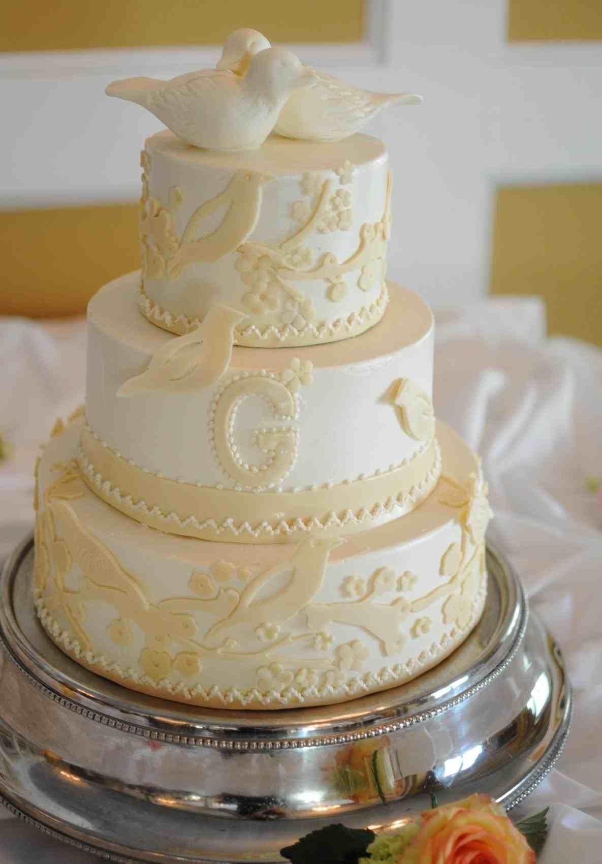 Traditional wedding cake decorations wedding cake pinterest