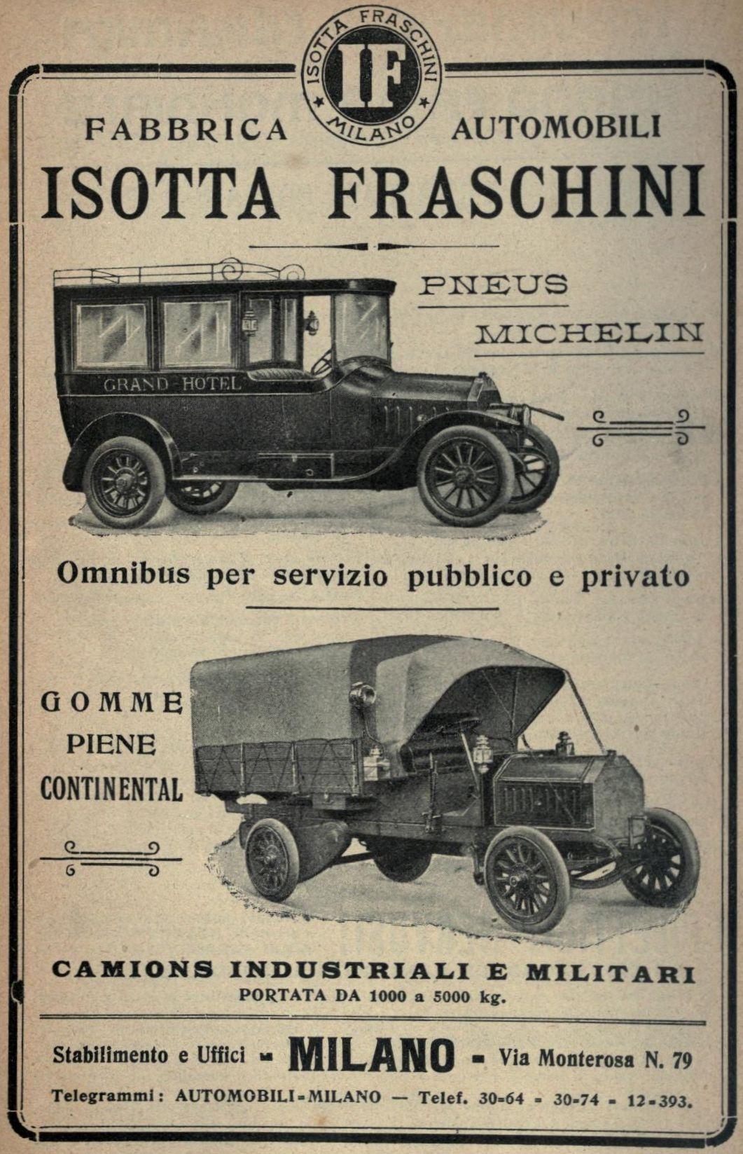 Fabbrica automobili Isotta Fraschini
