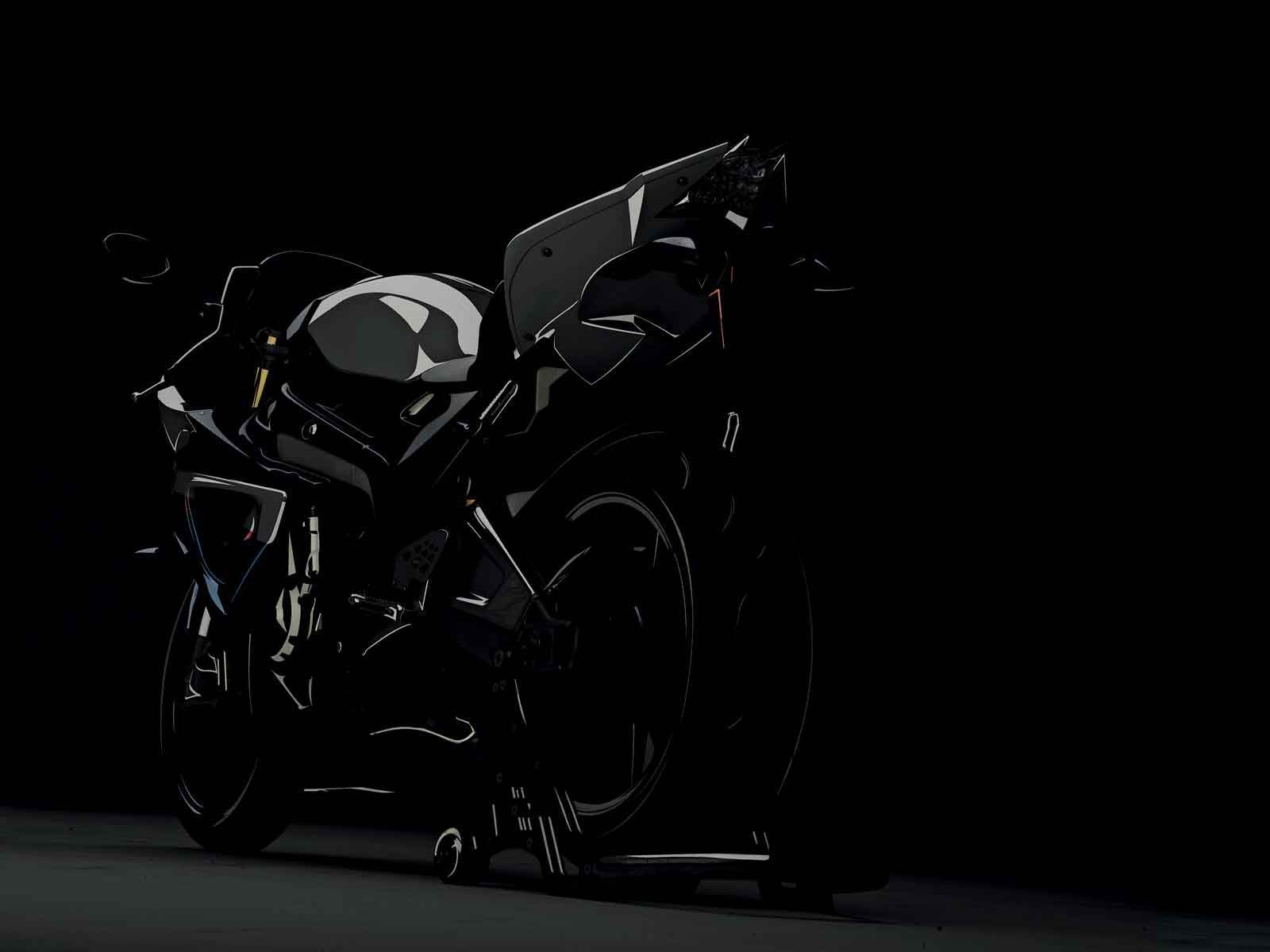 Bmw S1000rr Darkness Prevails With Images Bmw S1000rr