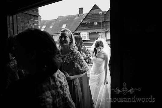 Black white wedding photographyPhotography by one thousand words