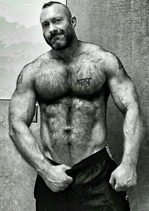 Hairy Muscle Cubs