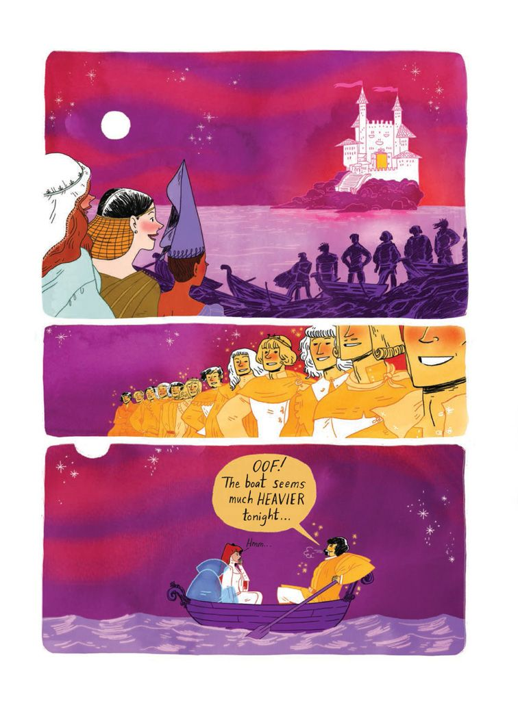 Fairy Tale Comics   Various Various Authors   Macmillan