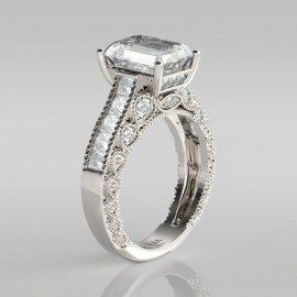 Jeulia Classic Engagement Rings Traditional Hot Sale Online