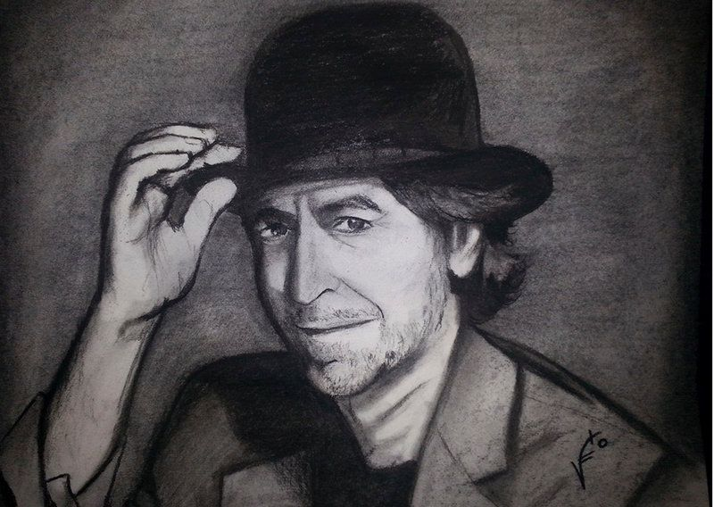 Joaquin Sabina Joaquin Sabina Art Portrait Tattoo