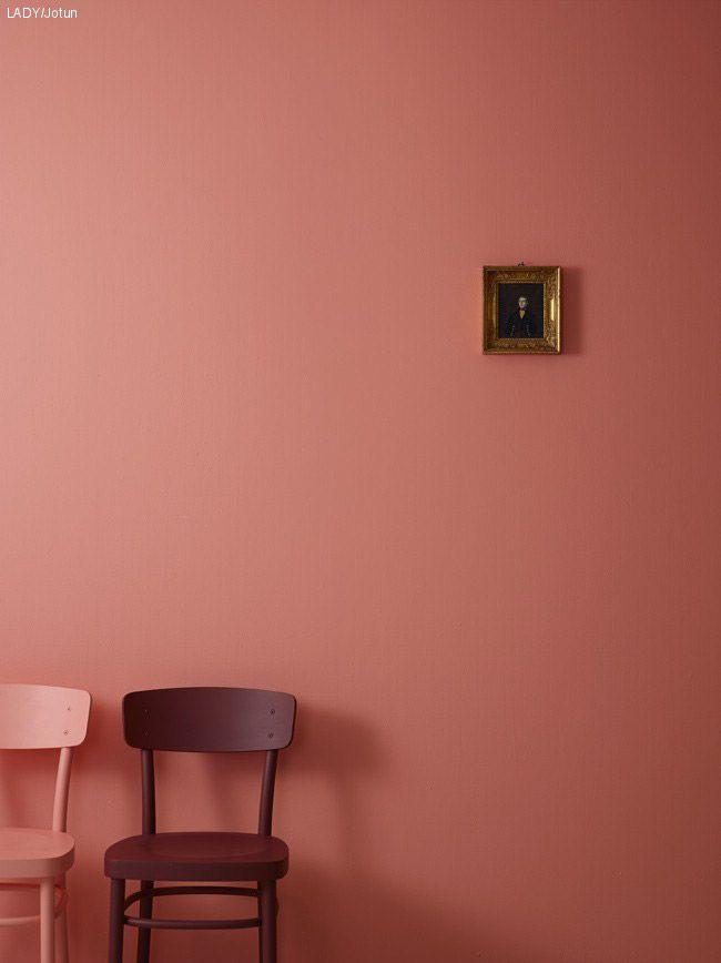 terracotta blush lipstick nude dynamique ameublement et couleurs. Black Bedroom Furniture Sets. Home Design Ideas