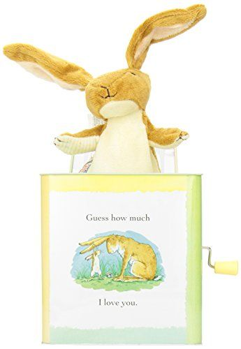 Guess How Much I Love You: Nutbrown Hare Jack-in-the-Box ...