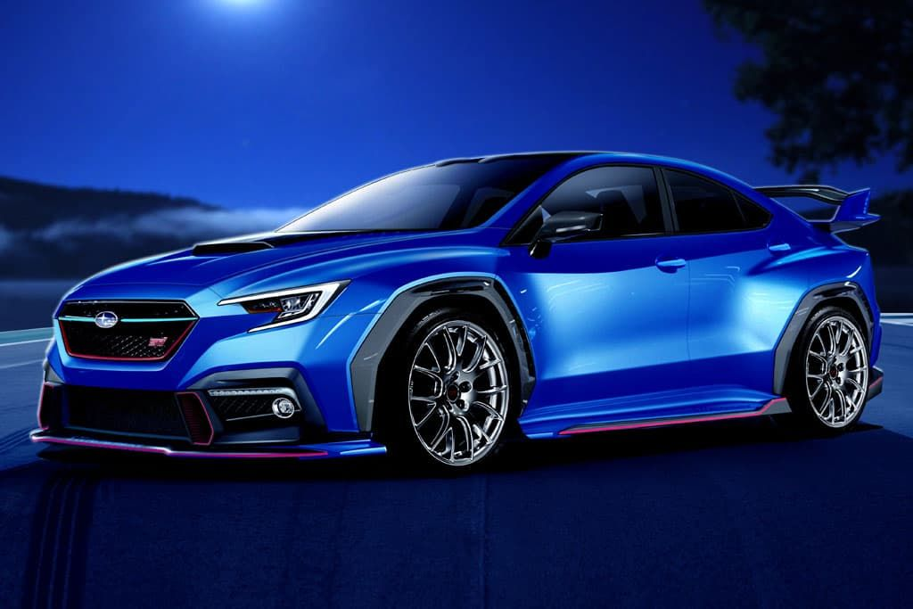 2020 subaru impreza wrx sti hatchback  cars trend today