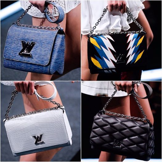Louis Vuitton Spring 2015 Bag Collection Stay tuned to @shayyaka for pre order details