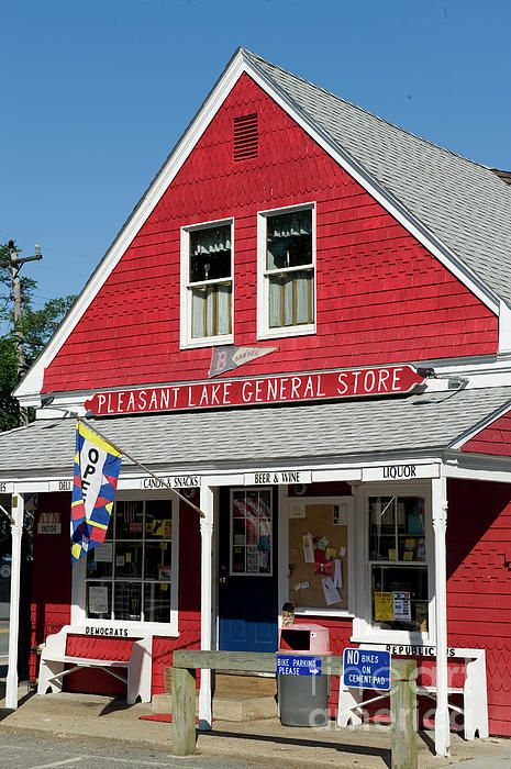General Store On Cape Cod Photo By John Greim Old General Stores Old Country Stores General Store