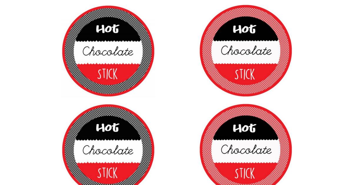 Etiquette My Licious Secrets HOT CHOCOLATE STICK PDF