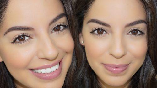 Maquillaje Natural para Adolescente - maquillaje natural de dia