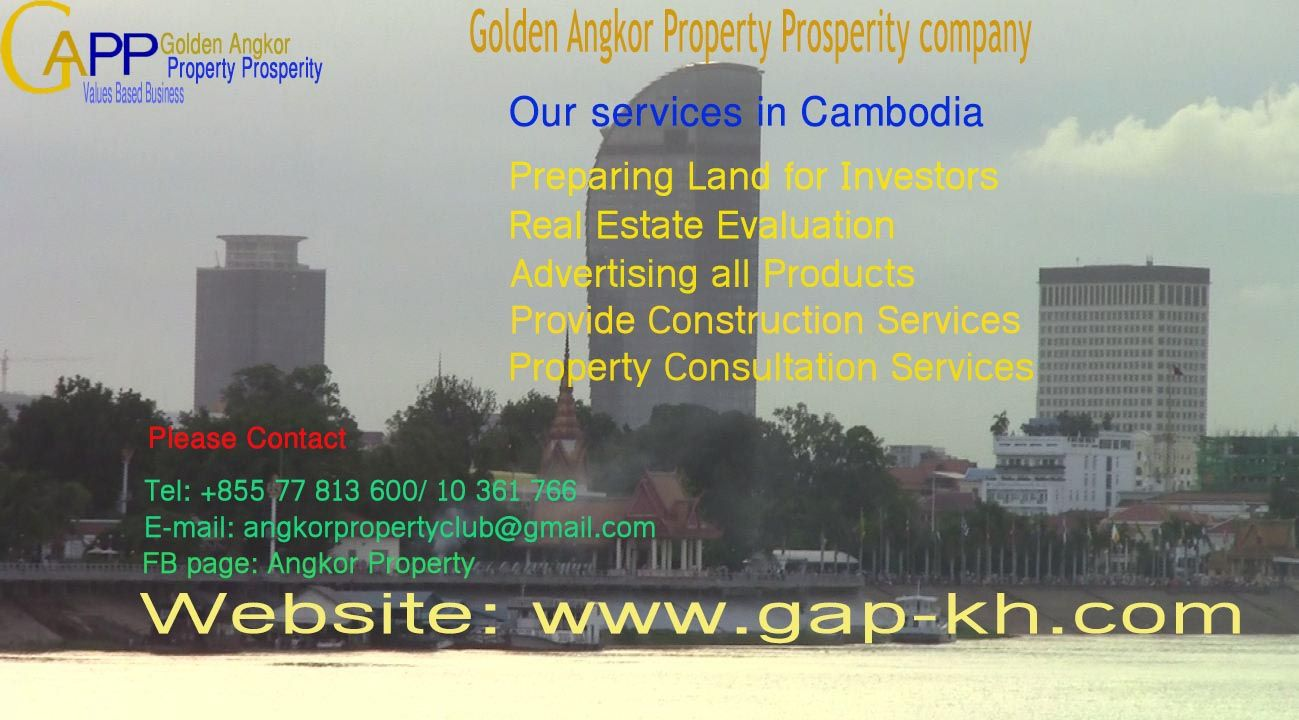 Phnom penh real estate business investments adverts diploma of share trading and investment tafe