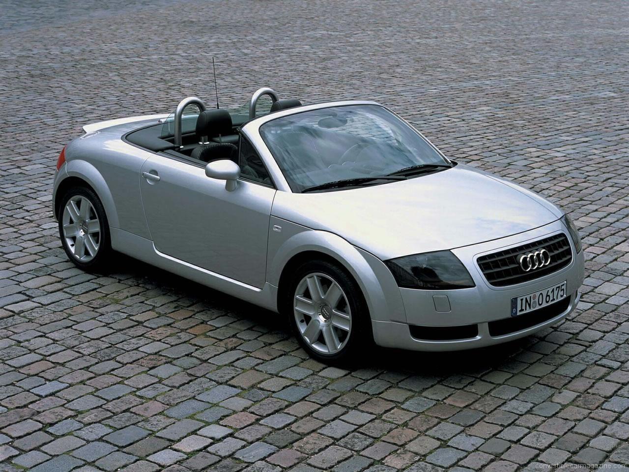 Audi tt convertible hardtop 295