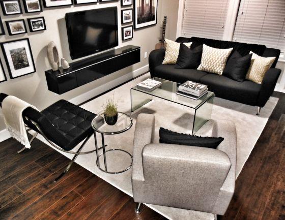 die besten 25 wohnzimmer redo ideen auf pinterest fernseherfachgesch ft wohnzimmer mantel. Black Bedroom Furniture Sets. Home Design Ideas