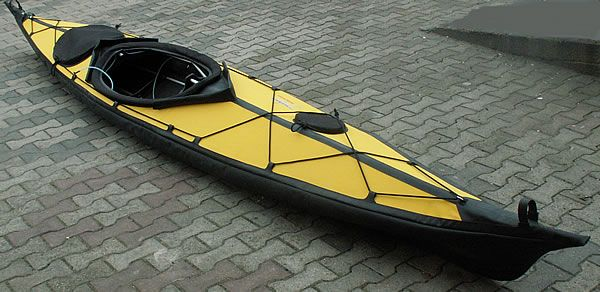 Proximo single seater folding canoe | Trail Blazin / The