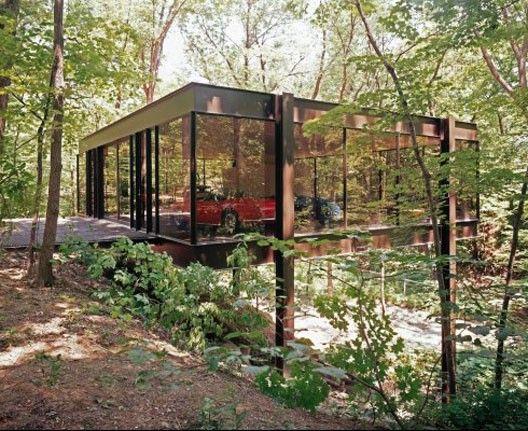 Cameron Frye's home (Ferris Bueller's buddy) is still on the market.