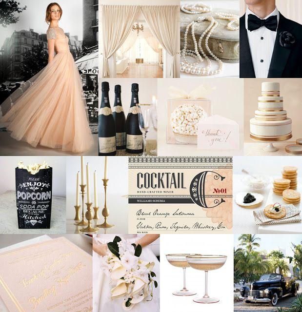 Blush Gold Weddings